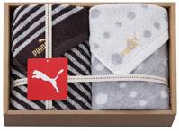 店 プーマ タオルセット20%割引 のし包装無料 タオルセット PU1710 直送商品