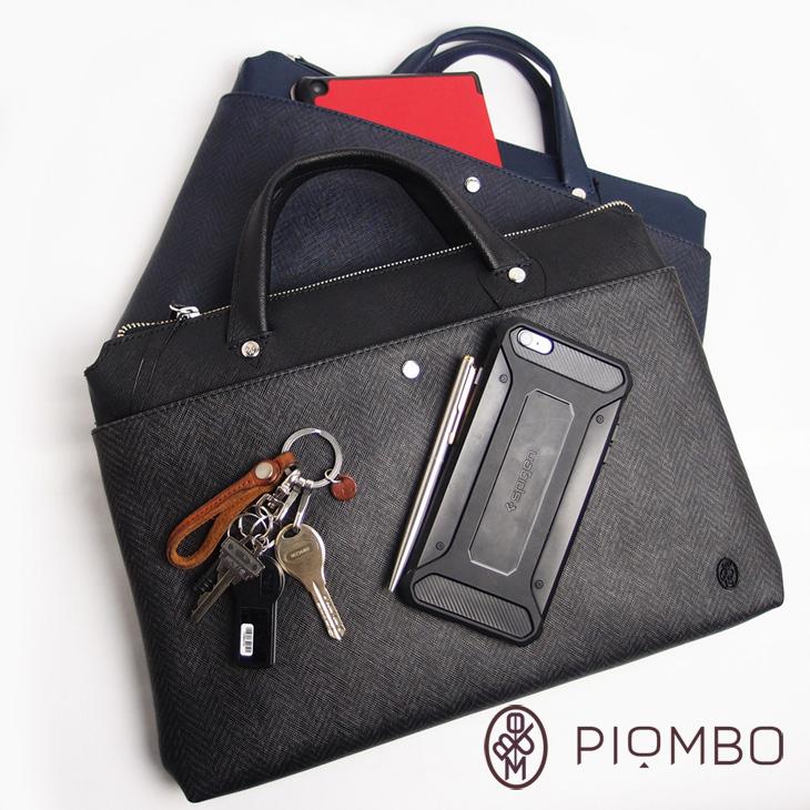 スピリットレザーミニブリーフケース,PIOMBOピオンボ, メンズバッグ ブリーフケース メンズショルダー 2WAYバッグ ビジネス 出張