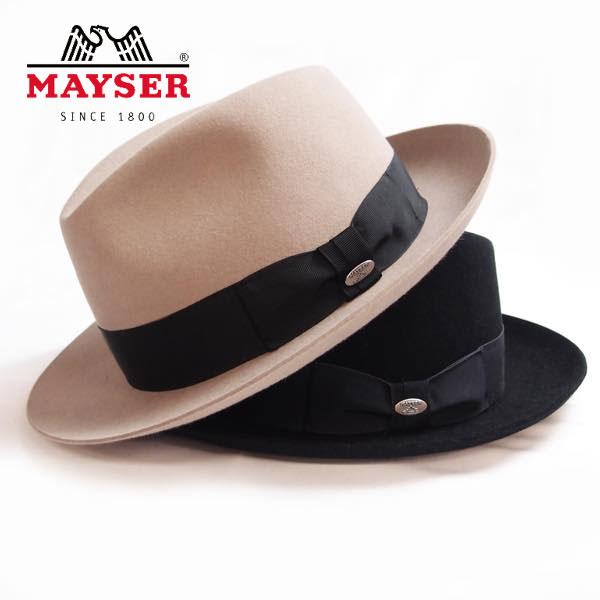 M175868 メンズハット ハット中折れ帽 スーツ帽子 送料無料