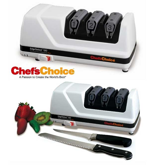 Chef'sChoice 電動式包丁研ぎ器120N