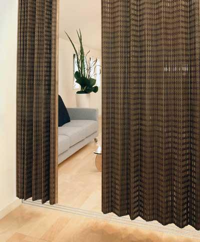 Bamboo curtain Nuance (Nuance) bamboo curtain B-1540 W100 x H175cm