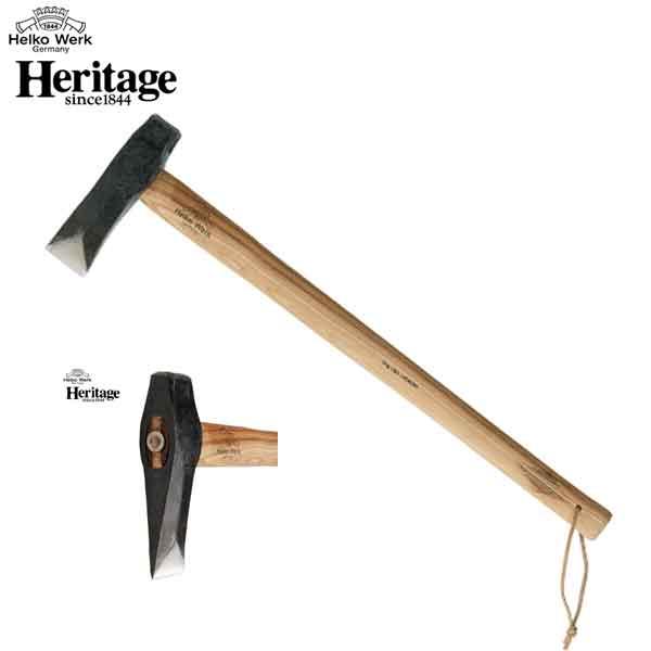 ヘルコ アックス Heritage ヘリテイジ スカンジナビアン スプリッティングアックスHR-2