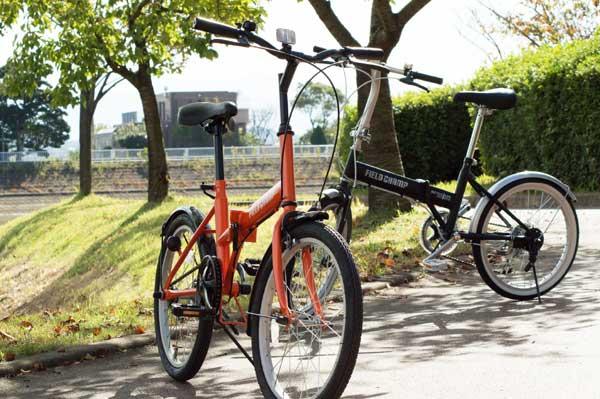 【送料無料】FIELD CHAMP FDB20 20インチ折り畳み自転車