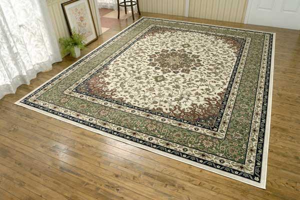 多色織 高級シルクタッチカ-ペット  長方形 200×250cm