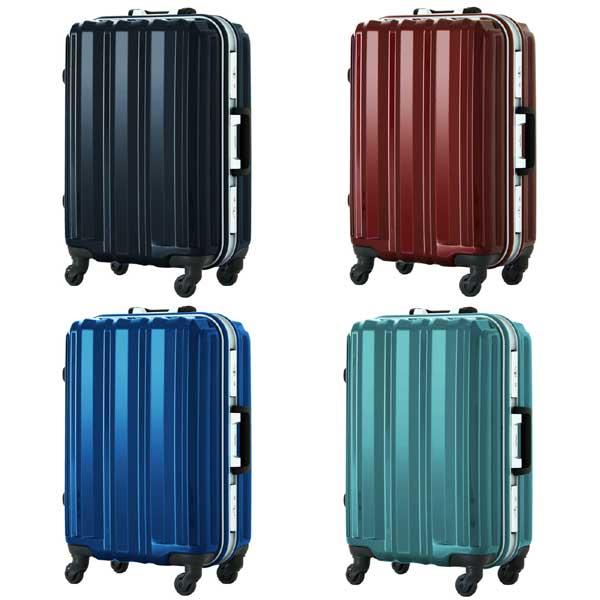 軽くて丈夫な鏡面仕上げハードケース 5097-68(旅行用バッグ、スーツケース、キャリーケース)