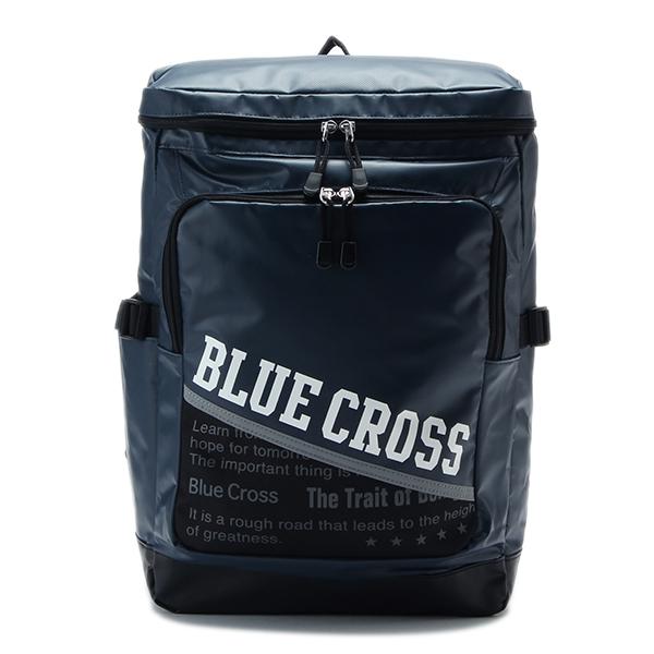 ブルークロス(BLUE CROSS)ロゴ入りリュックサック