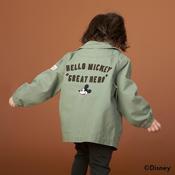 プティマイン petit 人気上昇中 main 新作製品 世界最高品質人気 Disney リンク カバーオール