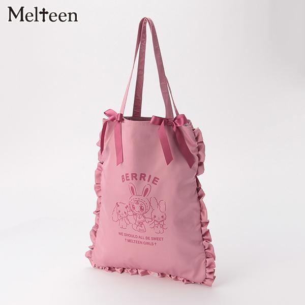 メルティーン(Melteen)【Melteen】ベリエコラボトートバッグ