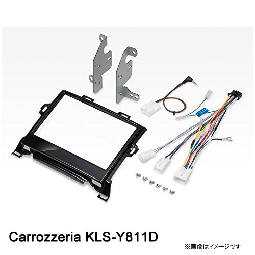 Carrozzeria カロッツェリア KLS-Y811D 8V型カーナビゲーション取付キット トヨタ車 20系アルファード/ヴェルファイア用