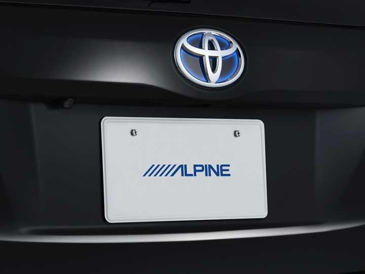 ALPINE アルパイン HCE-C1000D-PRA2 40系プリウスα専用HDRバックビューカメラパッケージ