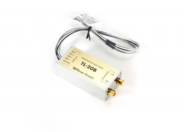 訳あり商品 メーカー: 発売日: Beat Sonic ビートソニック オンラインショッピング トランスデューサーラインケーブル TL-20B