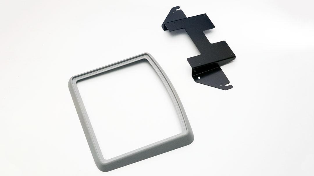 ALPINE アルパイン KTX-N803VG ニッサン車 天井取付け型リアビジョン用パーフェクトフィット