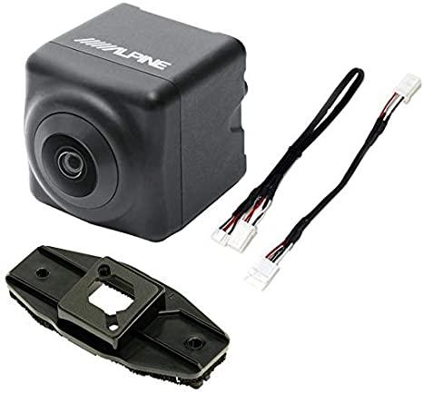 メーカー: 安心の実績 高価 買取 強化中 発売日: ALPINE お求めやすく価格改定 アルパイン HCE-C20HD-RD-NVE バックカメラ 車種専用マルチビュー ブラック ホワイト