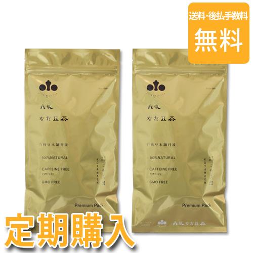 Tanba sword bean tea, tea bag [with 3 g of *30] two bags set