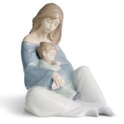 スペイン高級磁器ブランド出産祝い 誕生祝い内祝い 母の日 贈り物【NAO】やすらかな時