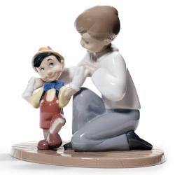 【NAO】ディズニーキャラクターがんばれピノキオ!