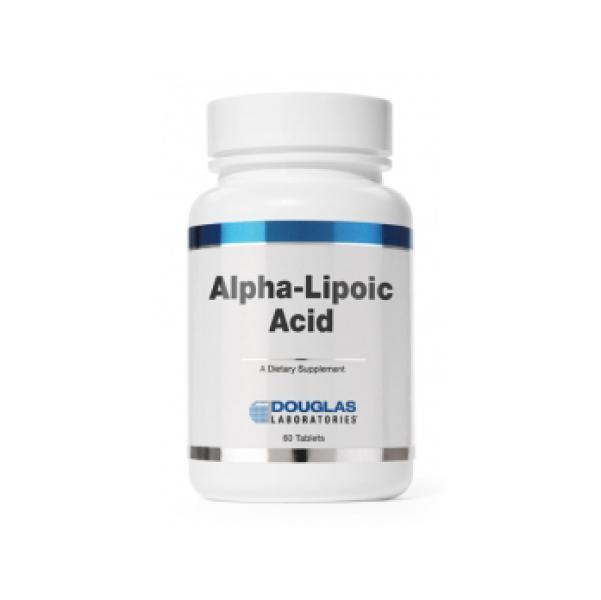 医師がNO1に指示するサプリメントブランドエイジングケアのサプリメント アルファリポ酸 ダグラスラボラトリーズ 舗 アルファ-リポイックアシッド 60粒 エイジングケアに 未使用
