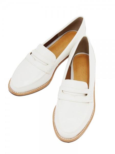 Ungrid(アングリッド)メタリックローファー(111521854601)ローファー シューズ 靴 レディース カジュアル 送料無料 代引手数料無料