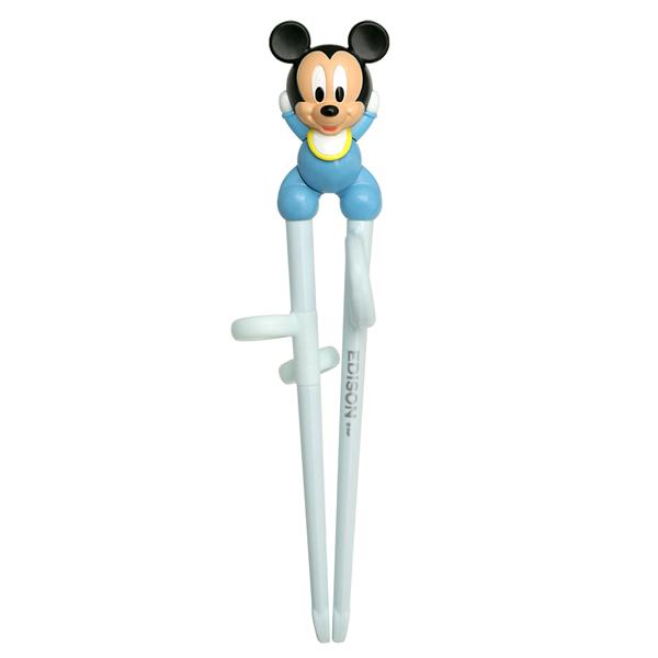 供爱迪生的筷子DISNEY(迪士尼)婴儿米奇右手使用的筷子