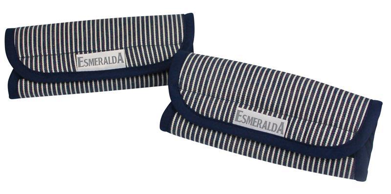 エスメラルダサッキングパッドオーガニックコットンヒッコリーネイビー slaver pad