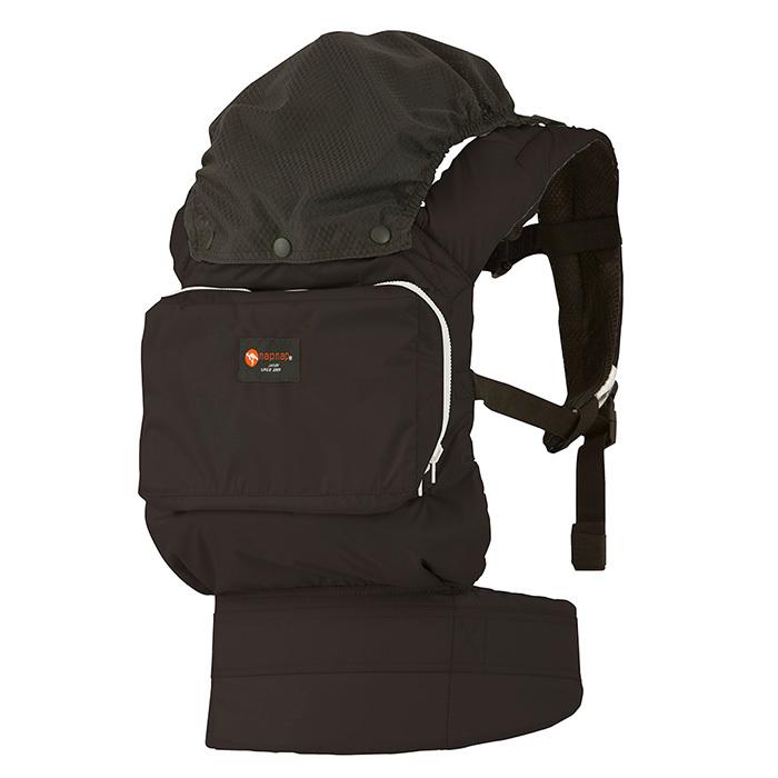 95593af7ea1 napnap (nap nap) baby carry Compact monotone black cuddle string    piggyback string   baby carrier
