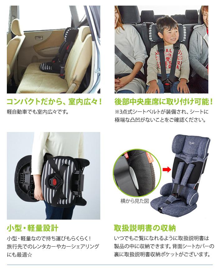 Travel Best EC Plus Compact Car Seat Denim Youth Sheet