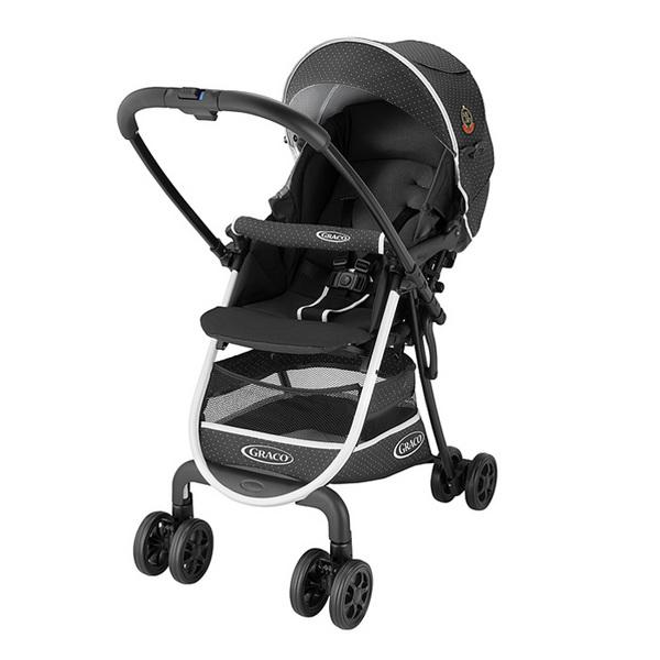 GRACO(格列柯)城市灯R提高香草点婴儿车A型婴儿车