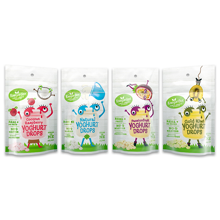 It is new sense baby food from \ point 20 times + coupon / kiwi garden  freeze dry passion fruit yogurt child to an adult