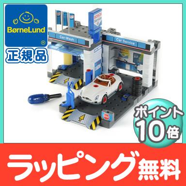 BORNELUND(BorneLund)克莱因公司博希服务站工具安排/技工/轮胎交换/gokko游戏/智育玩具