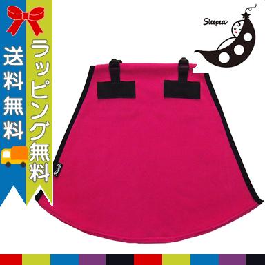 【送料無料】 Sleepea (スリーピー) フリース素材のベビースリング パッションピンク Mサイズ 抱っこ紐【あす楽対応】【ナチュラルリビング】