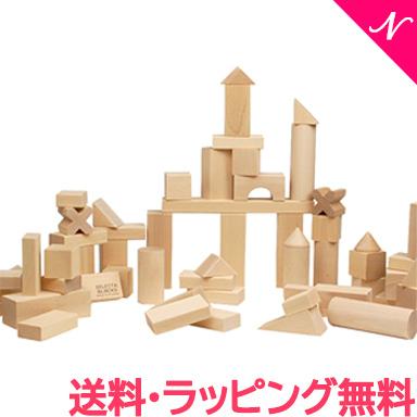 【送料無料】 セレクタ社 ブロックス スターターセット (大) 木のおもちゃ ドイツ製 積木 木製玩具 知育玩具【あす楽対応】【ナチュラルリビング】【ラッキーシール対応】