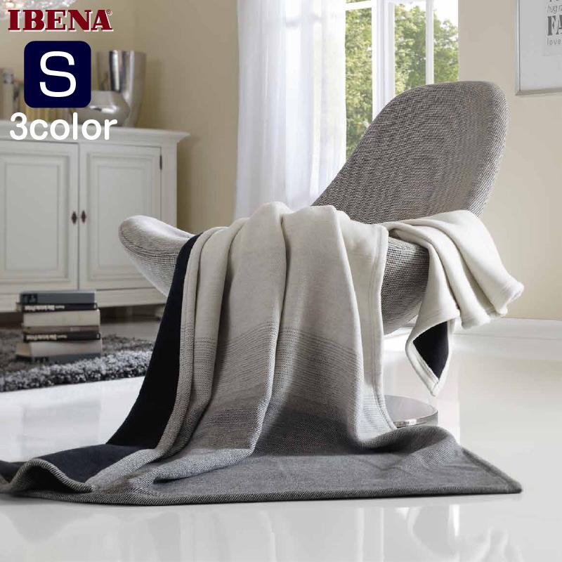 綿混毛布 綿50%アクリル50%シングルサイズ:商品重量1190g数量限定 買収 直輸入 軽量毛布ドイツ 3Color Art.2001 IBENAブランケットシリーズMeisterstuck ついに入荷