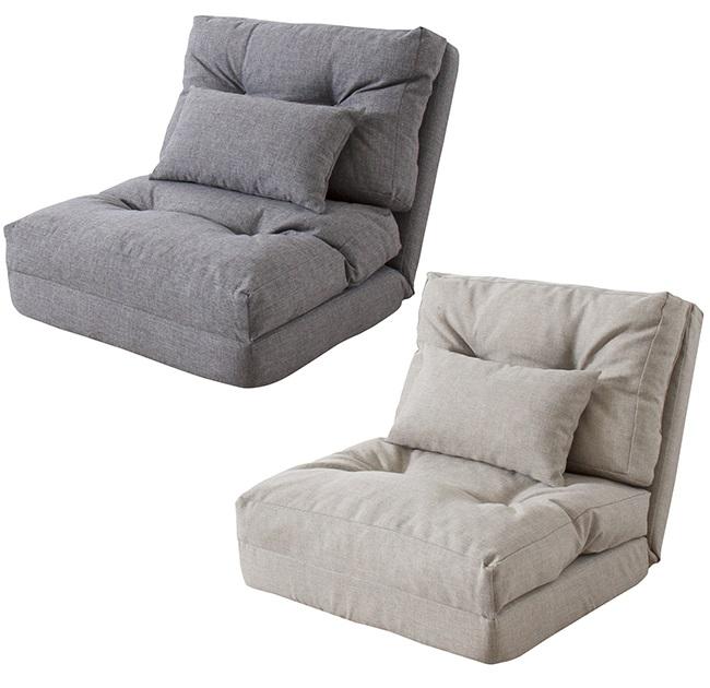 エリス シングル 3WAY ソファベッド ソファーベッド 座いす 座椅子 コンパクト 寝心地 おしゃれ 座椅子ソファー リクライニング 1人掛け お昼寝 ごろ寝