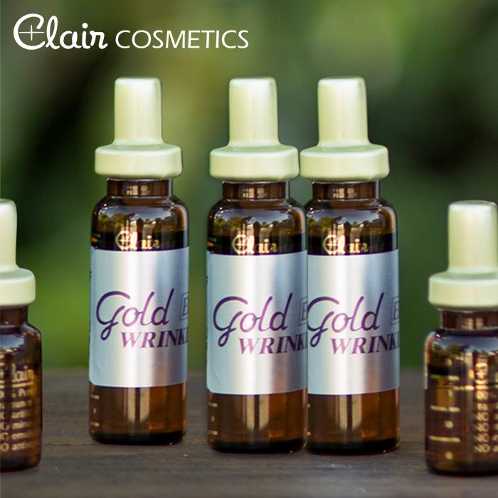 【オイル】【送料無料 】くれえる ゴールドリンクルEF | ミンクオイル エステ効果 なめらか ツヤ肌