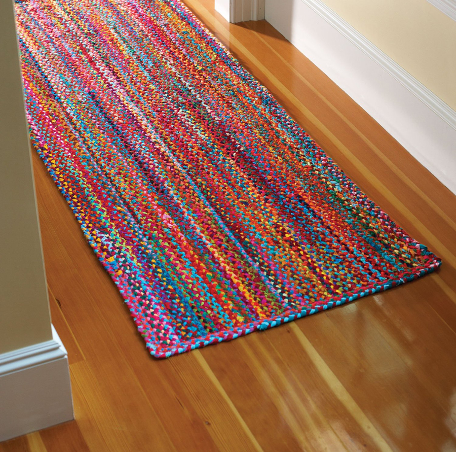 ... Cute Rugs Mat Length Square Rectangle Rug Cotton Cotton Colorful Green Red  Red Imports Green Carpet ...