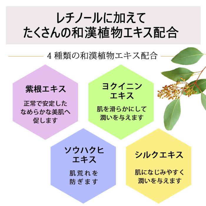 視黃醇霜 (集中視黃醇 ☆ 視黃醇霜) (最受歡迎的主食專案)