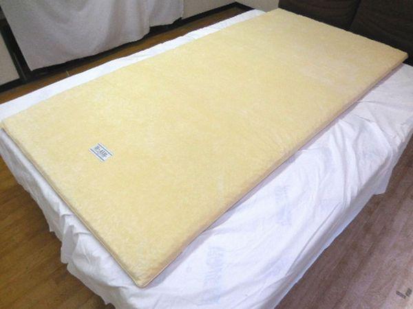B-AIR Regular DL 【 特殊立体オーバーレイ兼敷 】 ブレスエアー レギュラー ダブルロング (135×205cm)