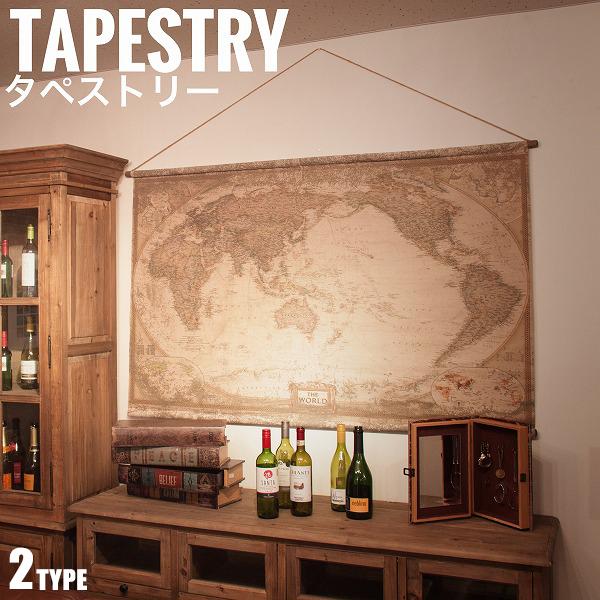 AmericanTapestry アメリカンタペストリー Lサイズ 壁掛け アメリカン雑貨 レトロ 西海岸 おしゃれ 新生活[送料無料]北海道 沖縄 離島は別途運賃がかかります