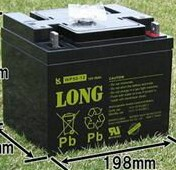 密閉型サイクルバッテリー LONG / AGM型 WP50-12 / 12V 50Ah[正規品/セール中]