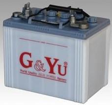 ディープサイクル バッテリー 開放型 G&Yu EB-50G[正規品/セール中]
