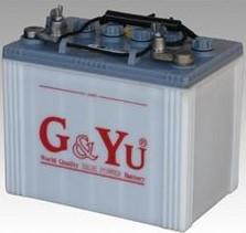 ディープサイクル バッテリー 開放型 G&Yu EB-50G × 2個セット[正規品/セール中]