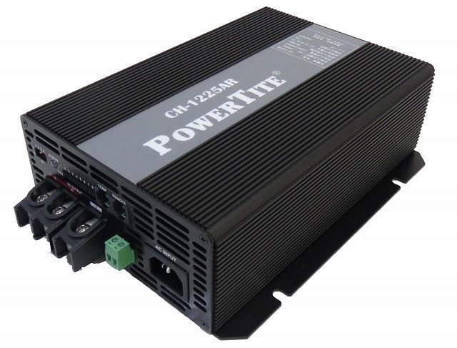 バッテリー充電器 Power Tite 未来舎 12V 対応 / CH-1225AR[正規品/日本語の説明書付き/無料保証2年(電池を除く)]