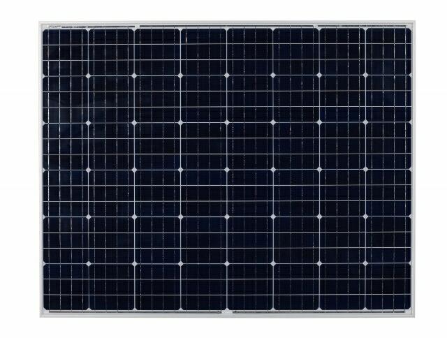 独立型太陽光発電 DC12Vセット 215W + 320Ahリチウムイオン電池 (N3024)[正規品/日本語の説明書付き/無料保証2年(電池を除く)]