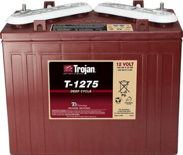 Trojan ディープサイクル バッテリ T1275 / ELPT (マスターベント) 12V・150Ah 20時間率(トロ―ジャン T-1275)[正規品/セール中]
