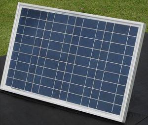 【10枚セット】多結晶 ソーラーパネル 30W - 12V / y-solar[正規品/日本語の説明書付き/無料保証2年(電池を除く)]