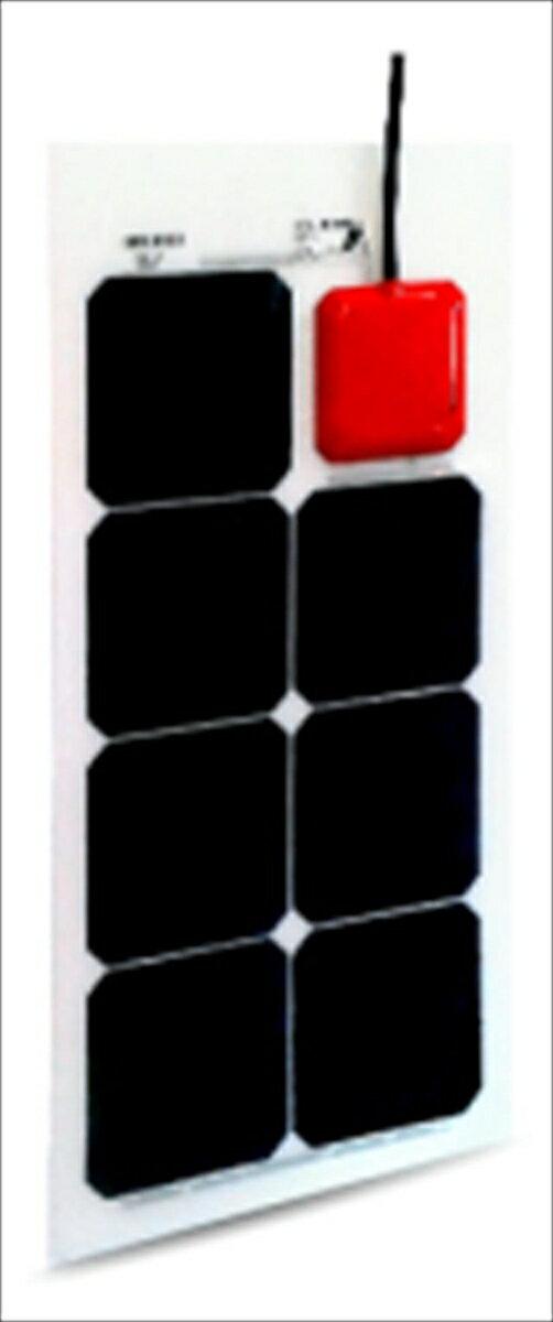 フレキシブル ソーラーパネル (MPPT充電器付) Solbian Flex 23W 24V用 SP23AIO[正規品/日本語の説明書付き/無料保証2年(電池を除く)]