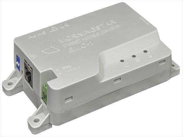 オプション:モーニングスター Ethernet MeterBus Converter / EMC-1[正規品/日本語の説明書付き/無料保証2年(電池を除く)]