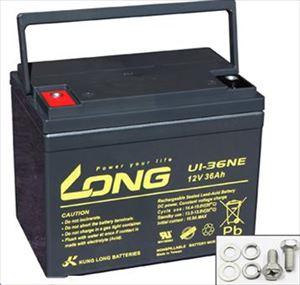 密閉型サイクルバッテリー LONG / sealed型 U1-36NE / 12V 36Ah[正規品/セール中]