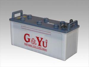 ディープサイクル バッテリー 開放型 G&Yu EB-130G・L型[正規品/セール中]