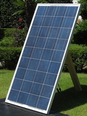 『多結晶 ソーラーパネル 120W - 12V / y-solar 2枚セット』 [正規品/日本語の説明書付き/無料保証2年(電池を除く)]